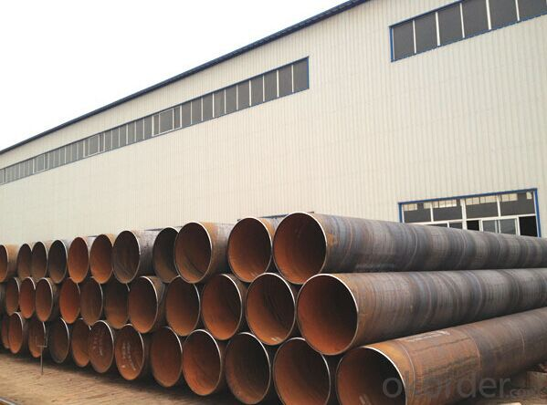 API 5L ASTM A53 A106 GR.B LSAW WELDED PIPE BLACK CARBON STEEL TUBE