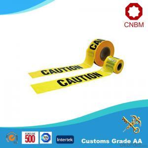 PVC Floor Marking Tape Natural Rubber PVC Film