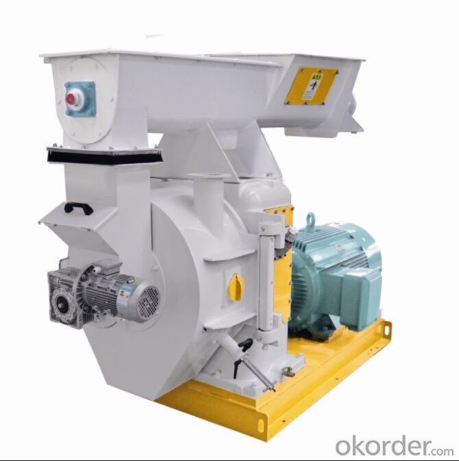 Biomass Pellet Mill with Standard Conditioner