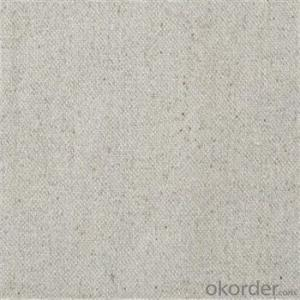 Fancy White Cotton Fabric for Dress and Home Textile
