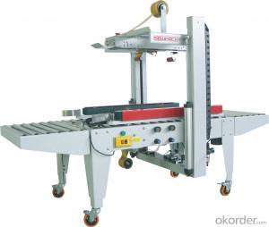 Sealing Machine Fxj5050z Automatic Fold Carton Sealer /Packaging Machine