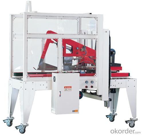 Machine Supplier Fxj5050 Tape Carton Box