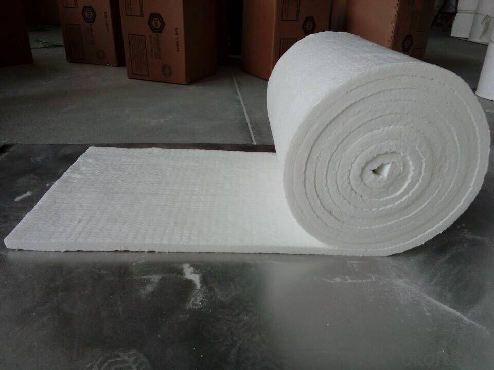 Ceramic Fiber Blanket STDS Best Quality 80kg/m3 96kg/m3 160kg/m3