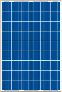 Solar Panel High Efficiency and Fully Certified from China