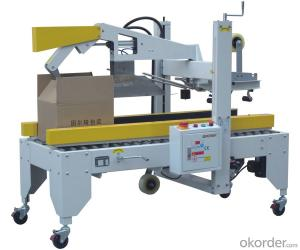 Packing Machine Cosmetics and Stationery  with Adhesive Tear Tape (SY-2000)