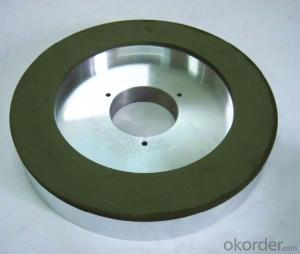 Heavy Duty Milling Stubbing Wheel High Speed