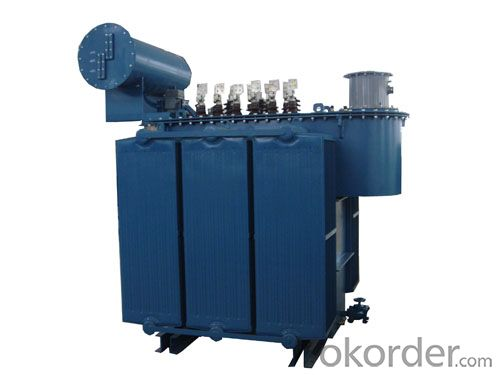 DKS Series Grounding Transformer