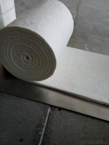 Ceramic Fiber Blanket STDS1260℃ High Quality160kg/m3 Low Conductivity