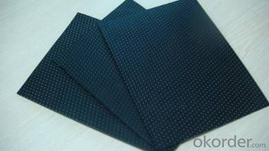 compound Geomembrane composite Geomembrane two pieces of geotextile and one piece of geomembrane