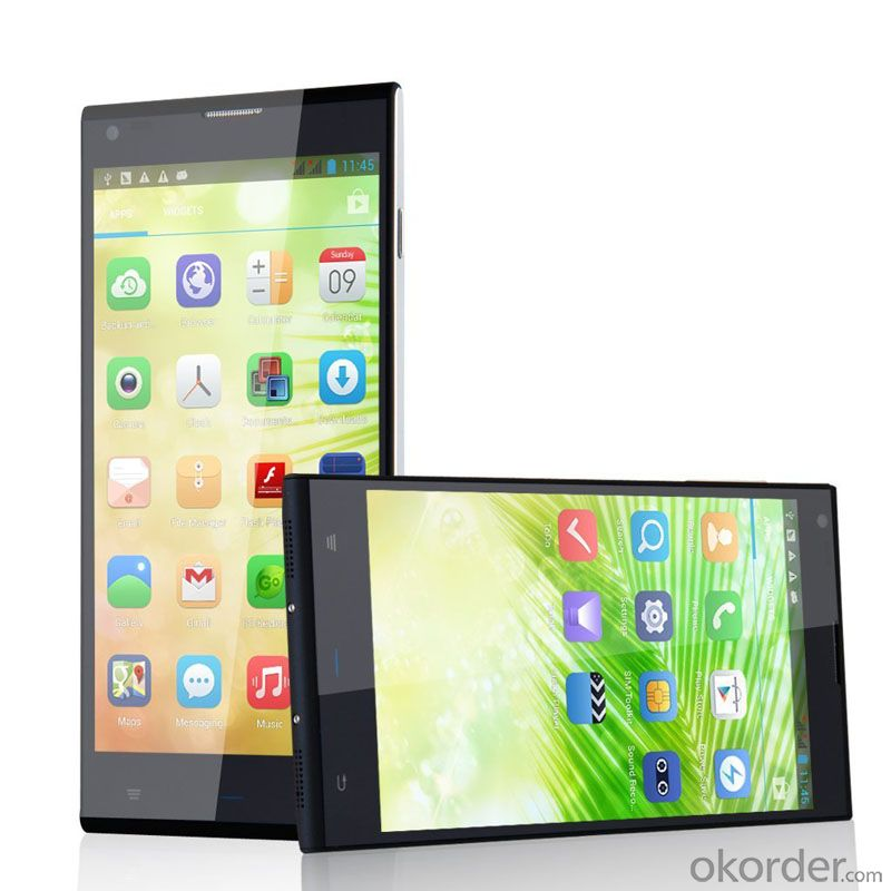 Mt6592 Octa Core Smartphone with Fingeprint