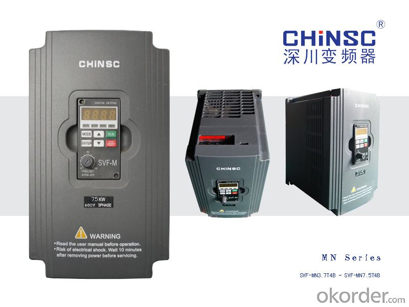 AC Driver  Variable Frequency Drive for 3 Phase