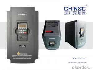 AC Driver 5.5kw 380v 3 Phase Frequency Inverter