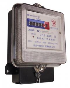 DDS607 Series Single-phase Electronic Ammeter