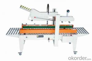 Semi-Automatic Sealing Machine /Side Belts Driven Carton Sealer/Box Sealer Machine (CTS-01P)