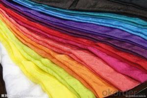 Fashion Womenswear 100% Polyester 100D 1800 Twist Fabric