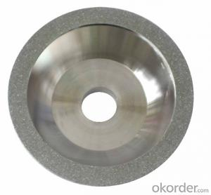 Grinding Wheel Turbo Cup Diamond Make in China