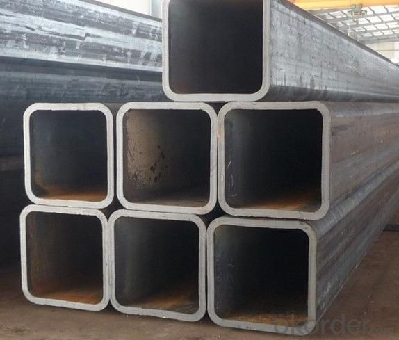 Black Carbon Steel Seamless Pipe
