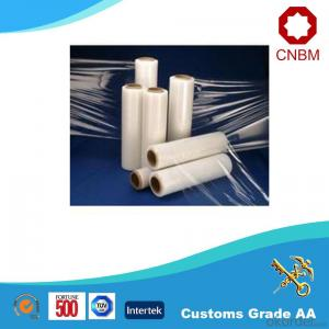 PE Stretch Film Tear Resistance for Pallet Wrapping