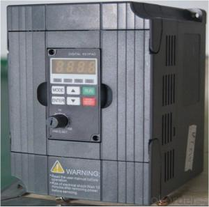 Frequency Driver  VFD  Inverter for Solar Panel