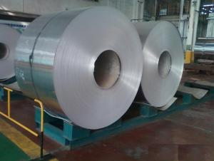 Direct Continous Aluminium Foil Stock in Coil AA1235