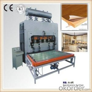 Fibreboard Veneer Machine for Furniture Production