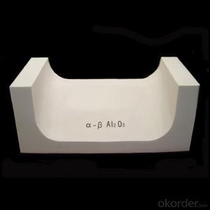 AZS Brick/Alumina, Silica and Zircon Brick