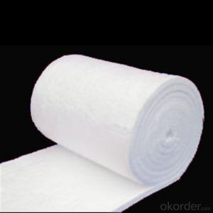 Ceramic Fiber Blanket STD1260℃ High Quality 80kg/m3 96kg/m3 160kg/m3