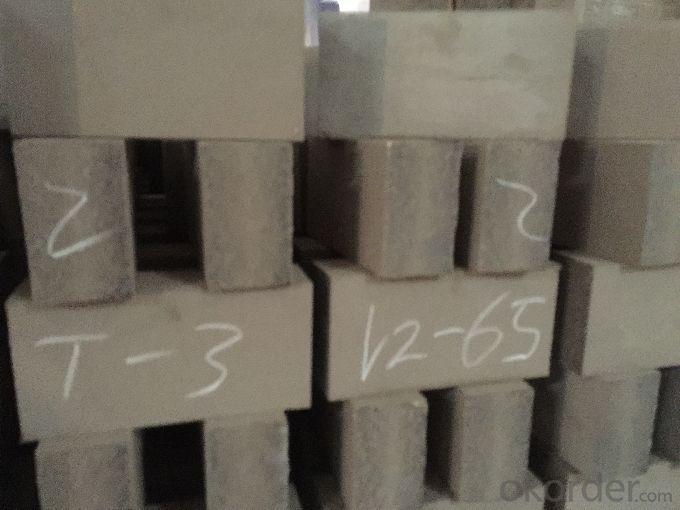 Composite Brick with Al2O3 content 75-80%