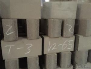 Composite Brick with Al2O3 content 75-80%