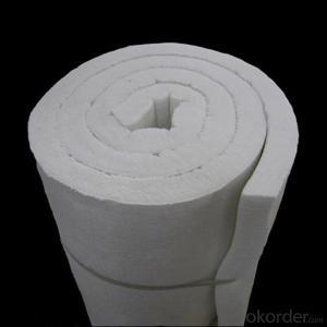 Ceramic Fiber Blanket STDS1260℃ High Quality 80kg/m3 96kg/m3 160kg/m3