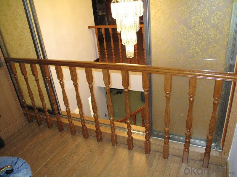 L7D Solid Wood Railings in Different Sizes