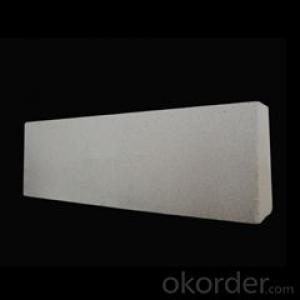 Refractory mullite insulating refractory brick JM 94