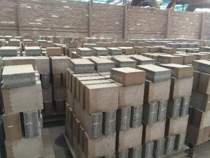Composite Brick with Al2O3 content 55-60%