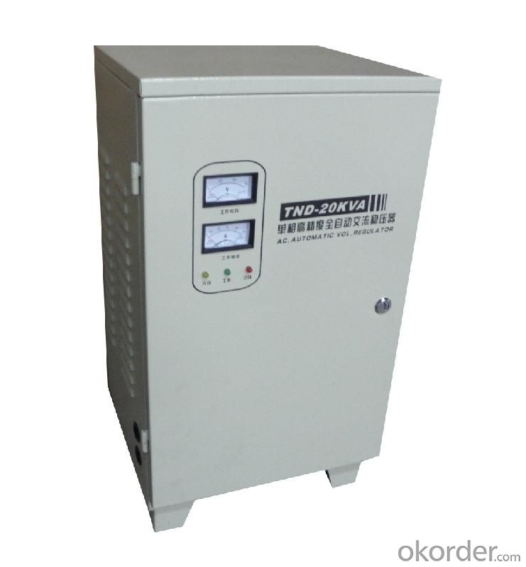 SVC Three Automatic Voltage Stabilizer