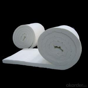 Ceramic Fiber Blanket STDS1260℃ 64 kg/m3 96kg/m3 160kg/m3