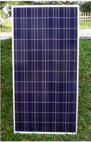 Poly Solar Panel 250W with 156*156 Solar Cell for Solar Power System Low Price