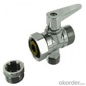 Health faucet accessories angle valve/Grifo Salud válvula de ángulo accesorios