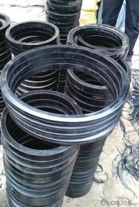 Gasket ISO4633 SBR Rubber Ring DN1100 On Sale