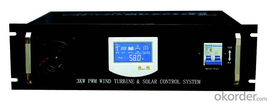 Off-Grid PWM Wind Solar Hybrid Controller