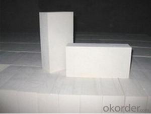 Refractory mullite insulating refractory brick JM 93