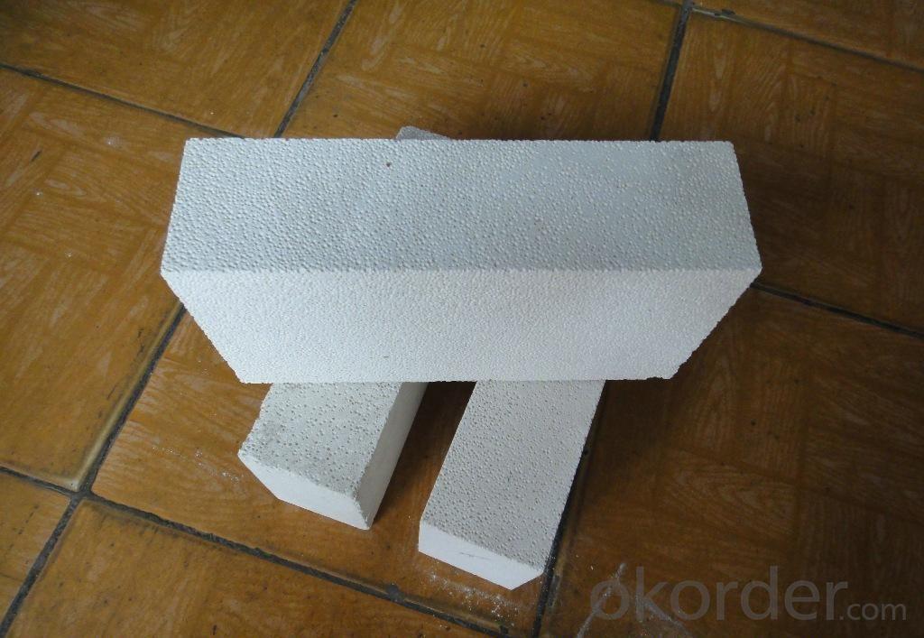 Refractory mullite insulating refractory brick JM 92