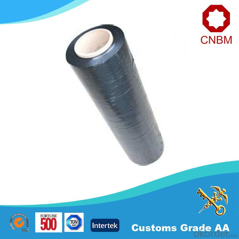 Blue Stretch Film Pallet Wrapping Made in China