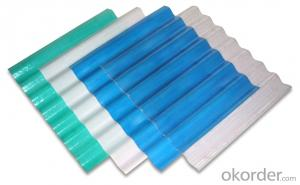 Fiber Reinforce Plastic Sheet Panle with 3mm Thinkness