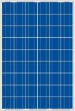 Módulo Solar de Alta Eficiencia de Silicio TUV Cristalina