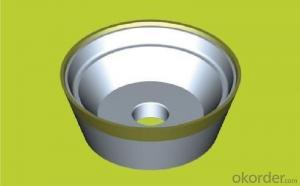 Grinding Wheel/Diamond Grinding Wheel Make in China