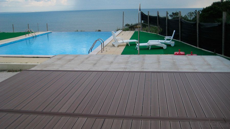WPC Decking Outdoor Wall Panel/Good Life Decking/135*27 RMD-47