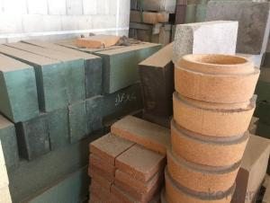 Fireclay Brick with Al2O3 Content around 36%