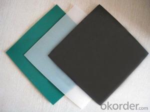waterproof polyethylene film,waterproof geomembrane, black hdpe geomembrane