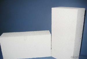 Refractory mullite insulating refractory brick JM 88