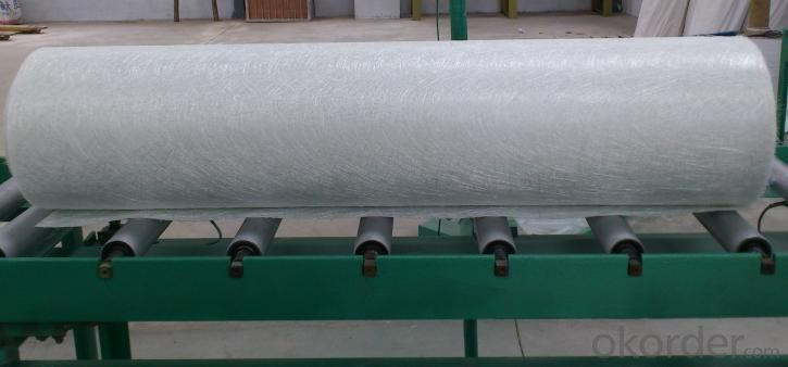 C-glass Stitch chopped strand mat 450gsm,50-2400mm